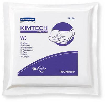 クレシア キムテクピュアW3 ドライワイパー9インチ【63120】(理化学・クリーンルーム用品・クリーンルーム用ウエス)
