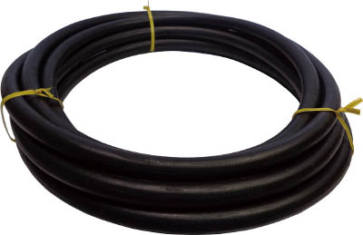 ハッコウ 耐油ゴムホース 12φ 10m【NL12-10】(ホース・散水用品・ゴムホース)