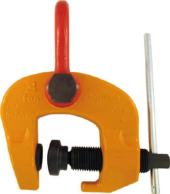 スーパー スクリューカムクランプ(万能型)【SCC3】(吊りクランプ・スリング・荷締機・吊りクランプ)