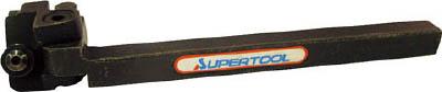 スーパーツール 切削ローレットホルダー(平目用)小径加工用【KH1CA10R】(旋削・フライス加工工具・ローレット)