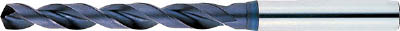 三菱K バイオレット高精度ドリル23.0mm【VAPDMD2300】(穴あけ工具・ハイスコーティングドリル)