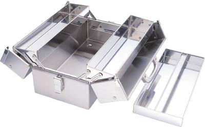 TONE SUSツールケース【2276】(工具箱・ツールバッグ・スチール製工具箱)