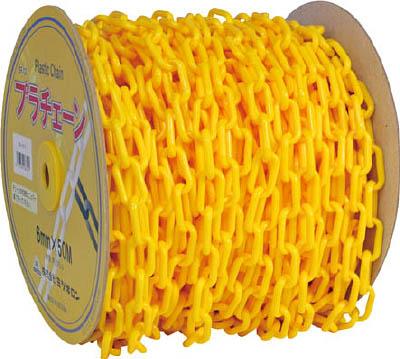 ミツギロン プラチェーン 黄 6mmX50m巻 PCY6