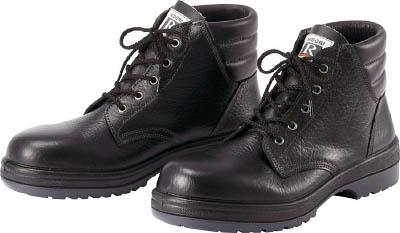 ミドリ安全 ラバーテック中編上靴 25.5cm RT92025.5