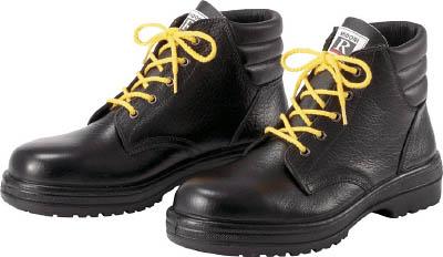 ミドリ安全 静電中編上靴 25.5cm RT920S25.5