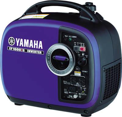 ヤマハ インバータ式発電機 EF1600IS【送料無料】