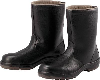 ミドリ安全 ウレタン2層底 安全靴 半長靴 CF140 25.5CM CF14025.5