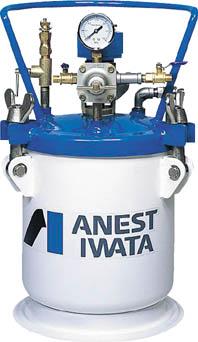 アネスト岩田 塗料加圧タンク 汎用 (自動攪拌式)20L PT20DM