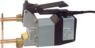 大同 タイマー内臓型スポット溶接機 空冷手加圧 溶接能力 2.5+2.5 ART7902