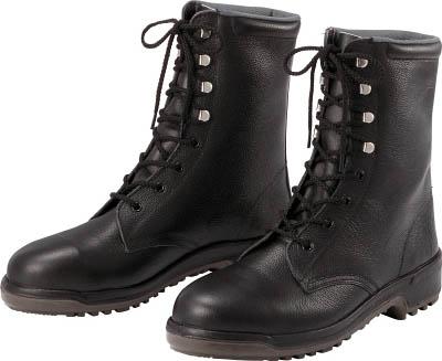ミドリ安全 安全長編上靴 25.0cm MZ030J25.0