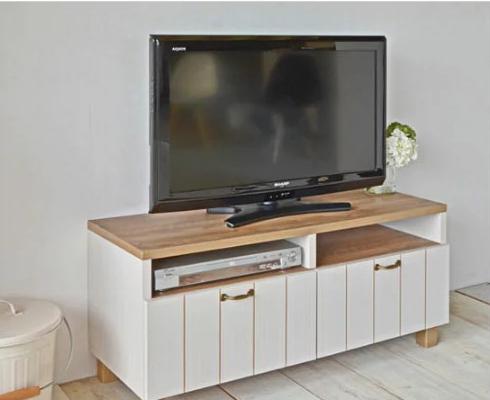 テレビ台 カリーナ テレビボード TV台 TVボード リビングボード 木製テレビ台 テレビラック ローボード 木製 32インチ (代引不可)【送料無料】