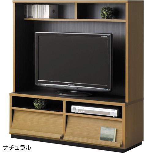 【wal-fit ウォルフィット】 TVキャビネット WF-1212TV  ナチュラル (代引不可)【送料無料】