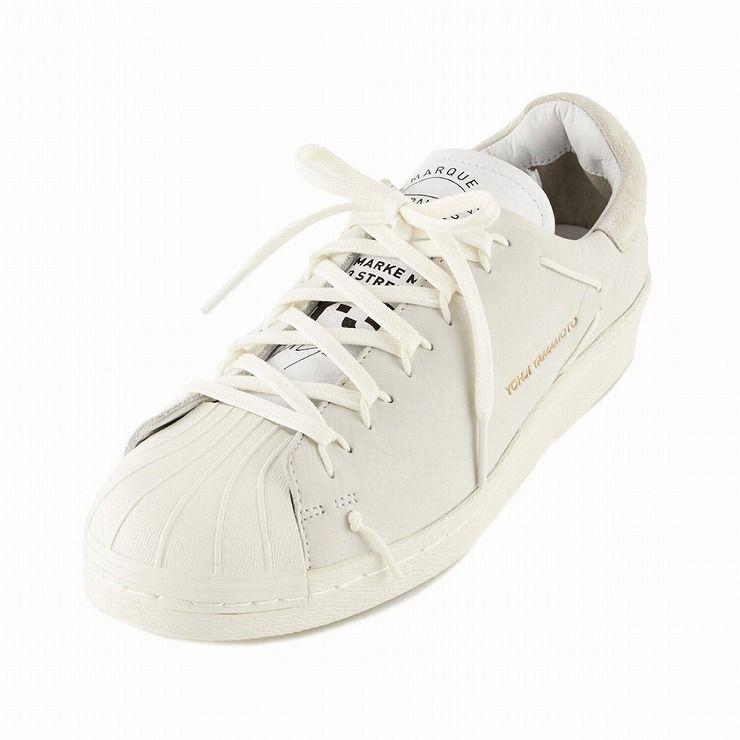 adidas スニーカー Y-3 SUPER KNOT AC7404 メンズ レディース CORE WHITE CORE BLACK CORE WHITE アディダス【送料無料】