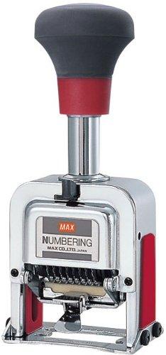 マックス ナンバリング NR-807