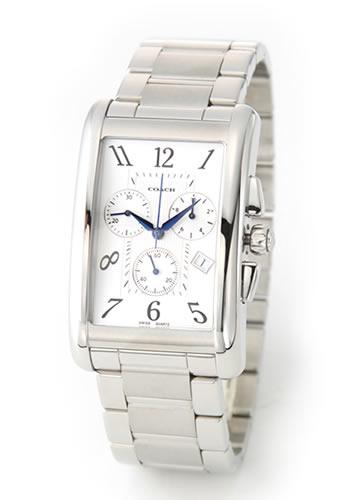 コーチ COACH メンズ 腕時計 レキシントン・クロノグラフ ブレスウオッチ 14600966【ポイント10倍】