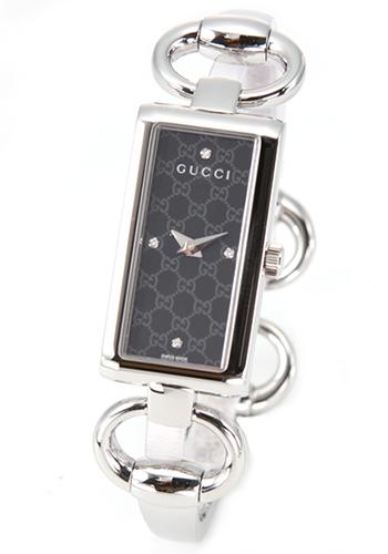 グッチ GUCCI レディス 腕時計 トルナブォーニ コレクション GGインデックスに4Pダイヤモンド YA119506【送料無料】【ポイント10倍】