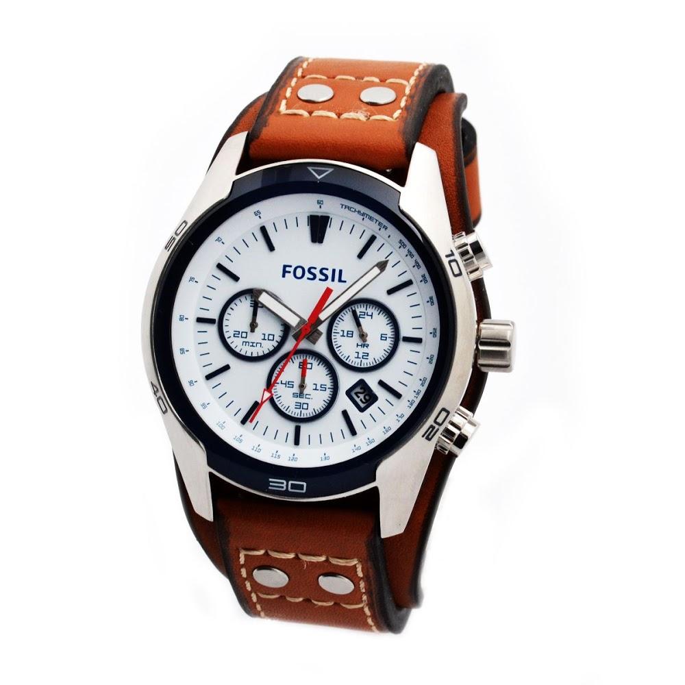 憧れの フォッシル FOSSIL CH2986 Coachman メンズ 腕時計, 釣具総合卸売販売 フーガショップ2 f8ccab68