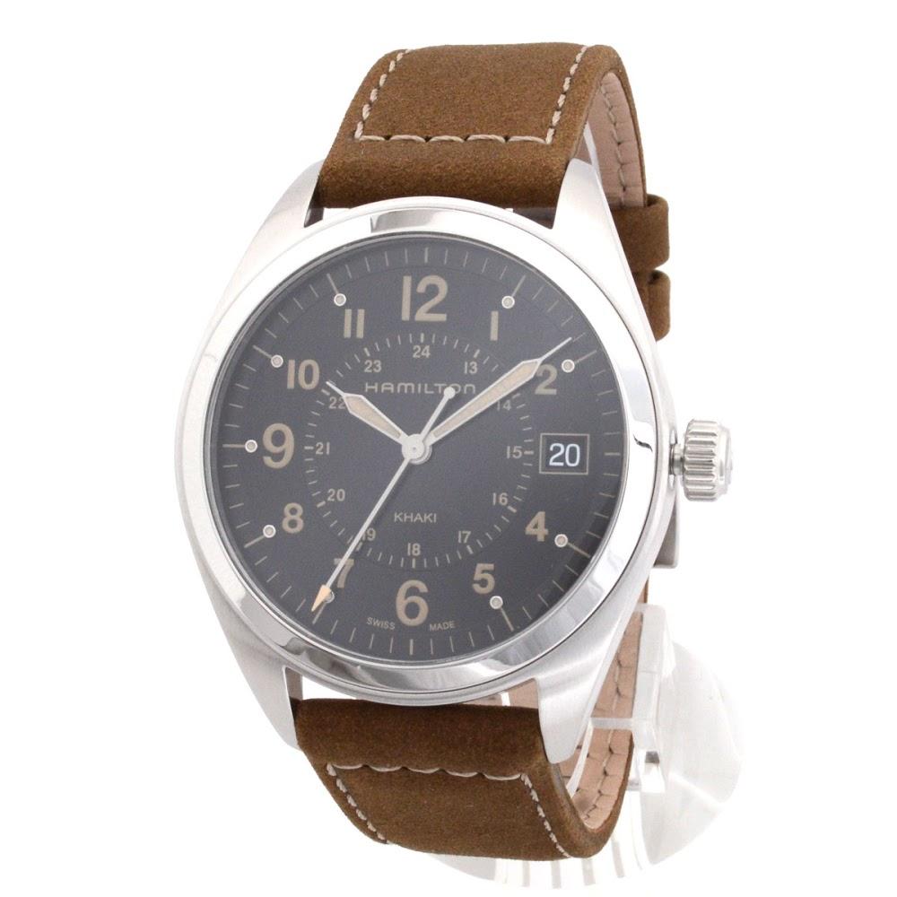 ハミルトン HAMILTON H68551833 カーキ フィールド メンズ 腕時計【送料無料】