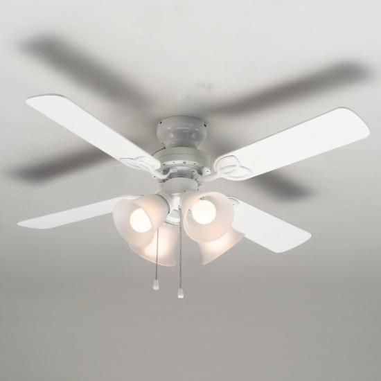 シーリングファンライト 照明 TKM-42WW4LKEFZ(代引不可)【送料無料】【int_d11】