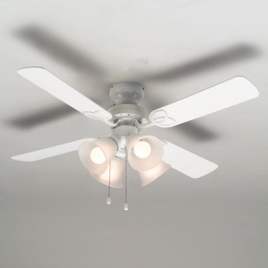シーリングファンライト 照明 TKM-42WW4LKNDZ(代引不可)【送料無料】