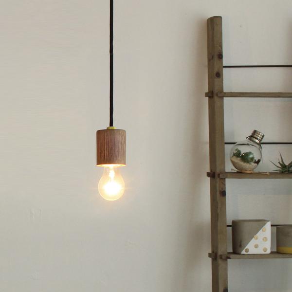 照明 ペンダントランプ LED対応 LED Nude Walnut ヌードウォルナット LP3094BD ディクラッセ ランプ 天井照明(代引不可)【送料無料】