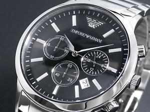 エンポリオアルマーニ E.ARMANI AR2434 腕時計メンズ レディース ギフト プレゼント ブランド カジュアル おしゃれ【送料無料】