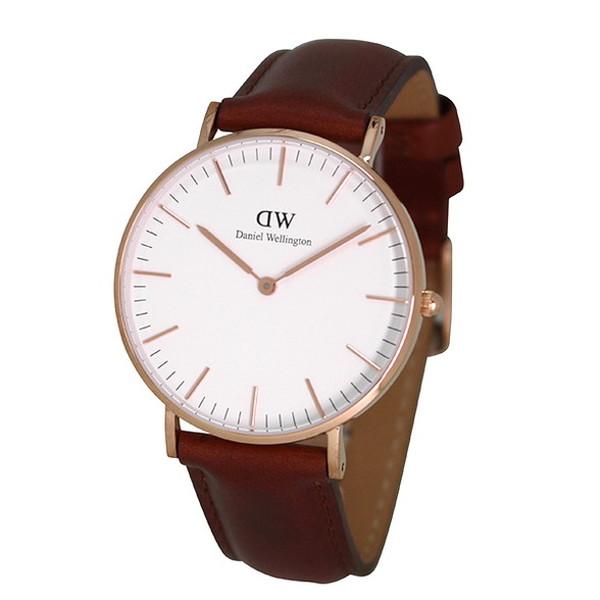 DanielWellington 腕時計 ダニエルウェリントン DW00100035 メンズ レディース ブランド プレゼント ギフト 誕生日【送料無料】