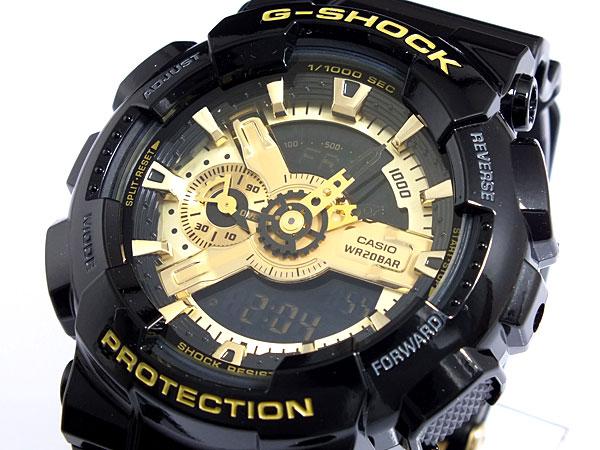 カシオ CASIO GA-110GB-1A 腕時計メンズ レディース ギフト プレゼント ブランド カジュアル おしゃれ【送料無料】