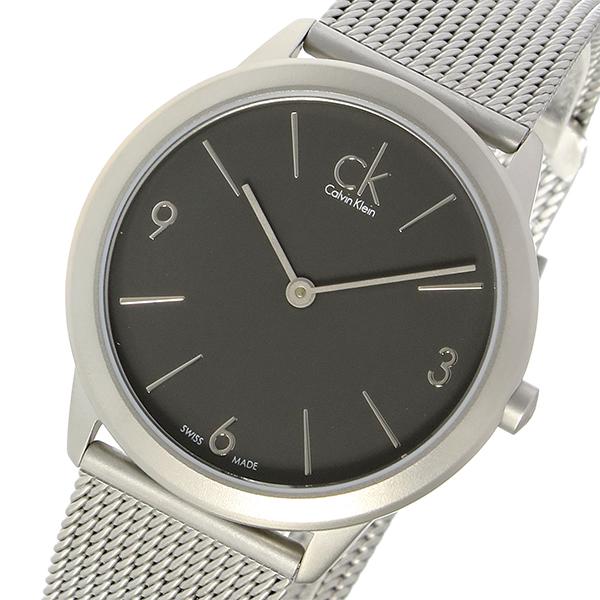 Calvin Klein カルバンクライン K3M52154 腕時計メンズ レディース ギフト プレゼント ブランド カジュアル おしゃれ【送料無料】