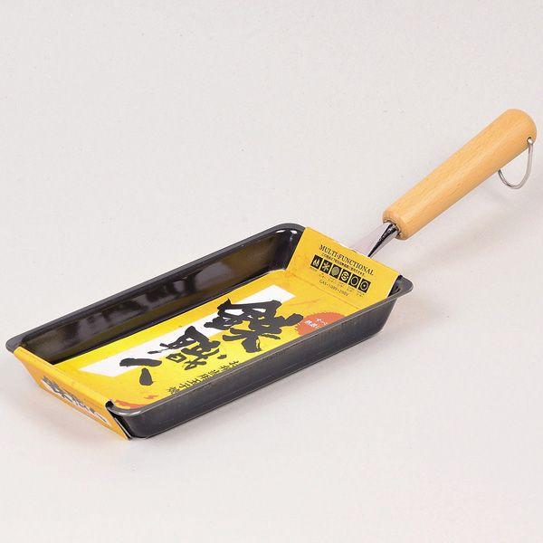 パール金属 鉄職人 お弁当用玉子焼き器 HB-907(代引不可)