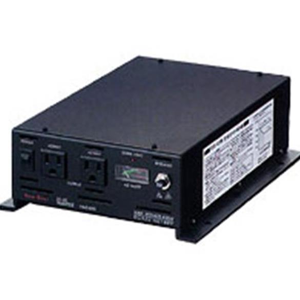 New-Era(ニューエラー) 12V用DC-ACインバータ 600W 矩形波タイプ 【HAS-600】【送料無料】