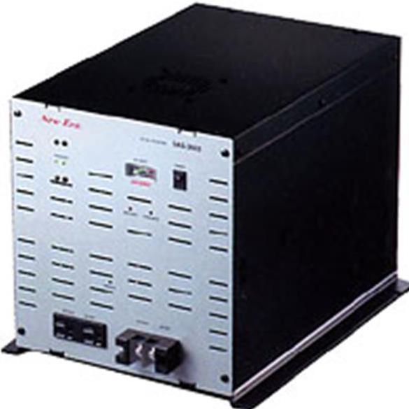 New-Era(ニューエラー) 正弦波タイプ 24V用DC-AC インバータ 3000W 【SAS-3002】【送料無料】