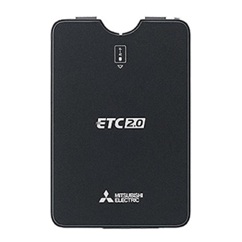 三菱電機 ETC2.0車載器 EP-E216SBG (セットアップ無し) アンテナ GPS スピーカー内蔵 分離型 商業車向け 音声案内 簡単操作【送料無料】
