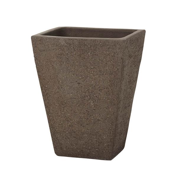 【トリコ 963 Lサイズ】 植木鉢 プランター おしゃれ シンプル 自然 鉢 ガーデン ポット(代引不可)【送料無料】