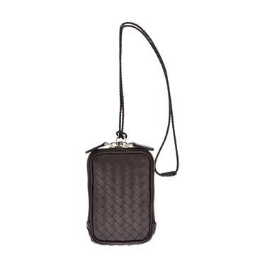 Bottega Veneta 217589-V000D2040 cigarette case BOTTEGA VENETA and Bottega  Veneta and cigarette case   dark brown unisex 217589-V000D2040 9f00decdfa483