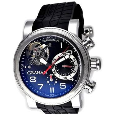 GRAHAM グラハム トゥールビヨグラフ 2TWTS.B05A メンズ 腕時計【送料無料】【ポイント10倍】