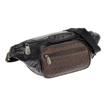 rikomendo  BOTTEGA VENETA Bottega Veneta VO342 1068 waist pouch bag and  other men s  080207dfe15e0