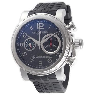 グラハム GRAHAM 腕時計 メルセデスGPトラックマスター 2MEAS.B01A メンズ 【ポイント10倍】