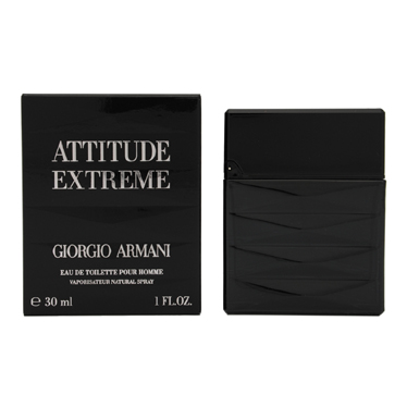 Rikomendo Giorgio Armani By Giorgio Armani Perfume Attitude Extreme