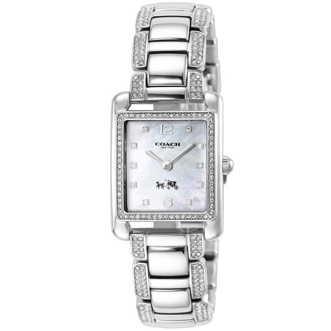 COACH コーチ 14502018 ブランド 時計 腕時計 レディース 誕生日 プレゼント ギフト カップル(代引不可)【送料無料】