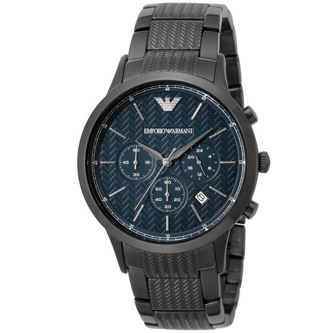 EMPORIOARMANI エンポリオ・アルマーニ AR2505 ブランド 時計 腕時計 メンズ 誕生日 プレゼント ギフト カップル(代引不可)【送料無料】