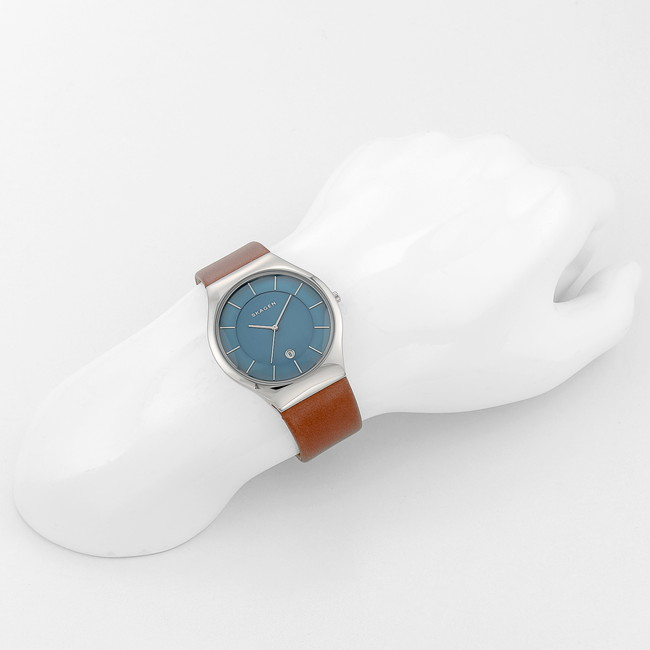 SKAGEN スカーゲン SKW6160 ブランド 時計 腕時計 メンズ 誕生日 プレゼント ギフト カップル(代引不可)【ポイント10倍】【】【smtb-f】