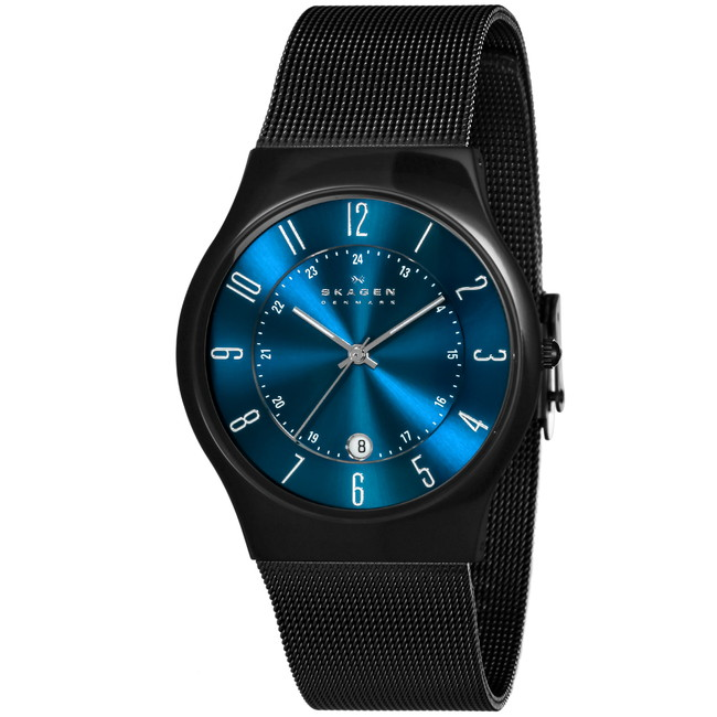 SKAGEN スカーゲン T233XLTMN ブランド 時計 腕時計 メンズ 誕生日 プレゼント ギフト カップル(代引不可)【送料無料】