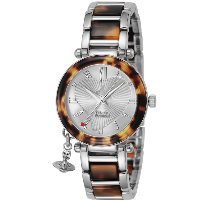 VivienneWestwood ヴィヴィアン・ウエストウッド VV006SLBR ブランド 時計 腕時計 レディース 誕生日 プレゼント ギフト(代引不可)【送料無料】