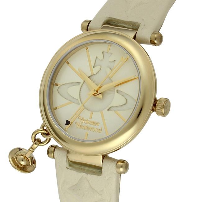 VivienneWestwood ヴィヴィアン・ウエストウッド VV006WHWH ブランド 時計 腕時計 レディース 誕生日 プレゼント ギフト(代引不可)【送料無料】