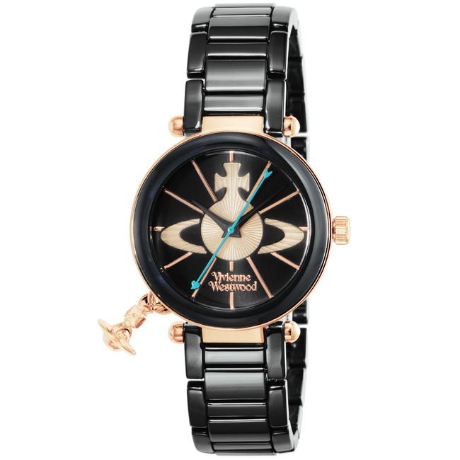 VivienneWestwood ヴィヴィアン・ウエストウッド VV067RSBK ブランド 時計 腕時計 レディース 誕生日 プレゼント ギフト(代引不可)【送料無料】