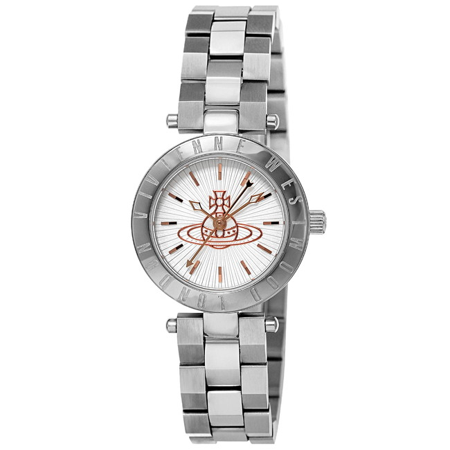 VivienneWestwood ヴィヴィアン・ウエストウッド VV092SL ブランド 時計 腕時計 レディース 誕生日 プレゼント ギフト カップル(代引不可)【送料無料】