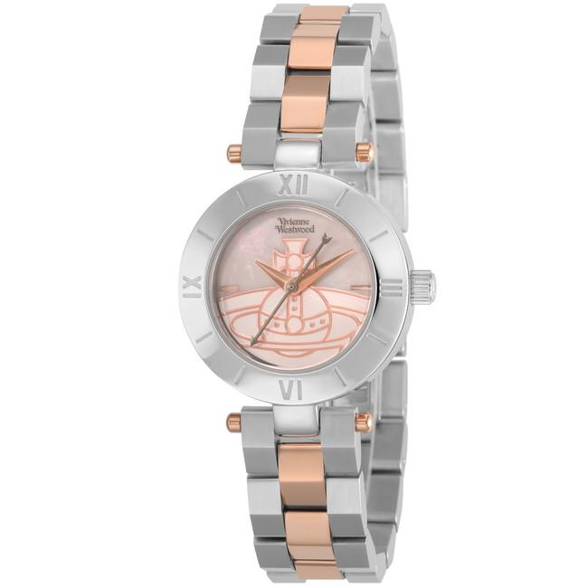 VivienneWestwood ヴィヴィアン・ウエストウッド VV092SLTT ブランド 時計 腕時計 レディース 誕生日 プレゼント ギフト(代引不可)【送料無料】