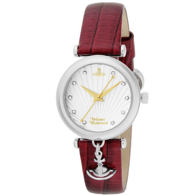 VivienneWestwood ヴィヴィアン・ウエストウッド VV108WHRD ブランド 時計 腕時計 レディース 誕生日 プレゼント ギフト(代引不可)【送料無料】