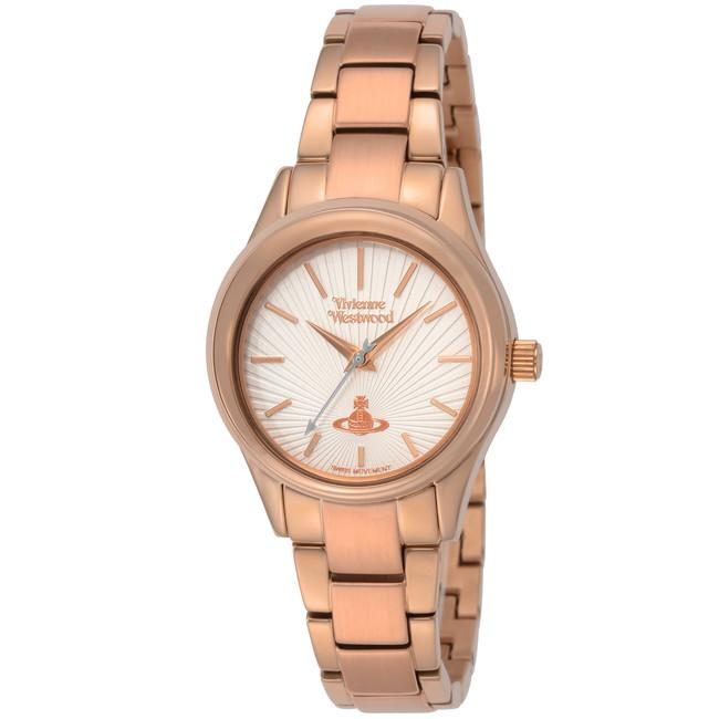 VivienneWestwood ヴィヴィアン・ウエストウッド VV111RS ブランド 時計 腕時計 レディース 誕生日 プレゼント ギフト カップル(代引不可)【送料無料】